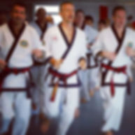 High five tang soo do koreaans karate leeuwarden personal fitness