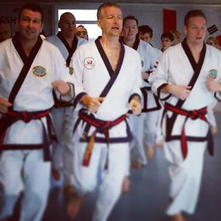 High five tang soo do koreaans karate leeuwarden personal fitness