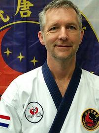 Maarten van der Spek Tang Soo Do Federation Nederland taekwondo sportschool  karate do zelfverdediging vechtsporten meer zelfvertrouwen