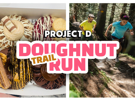 'Project D' Cannock Chase Trail Run this Saturday from Run & Ride, Milford!