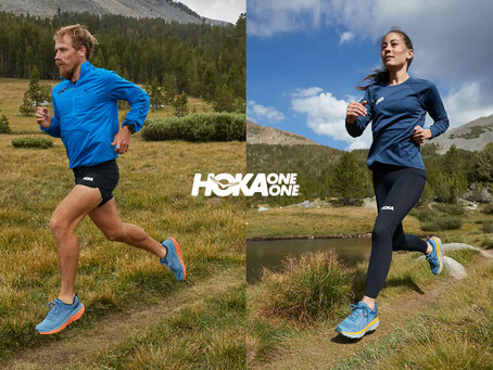 Hoka One One Challenger ATR 6 now available at Stafford Runner.