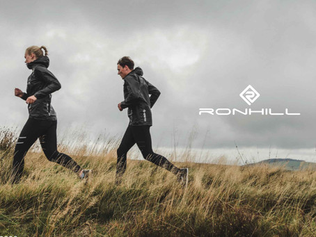 Ronhill Clothing & Accessories now available at Stafford Runner.