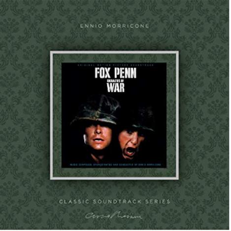 """Ennio Morricone / Fox Penn """"Casualties of War"""""""