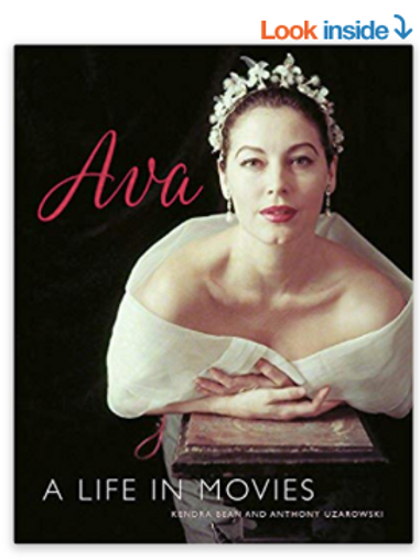 Ava Gardner: A Life in Movies Hardcover