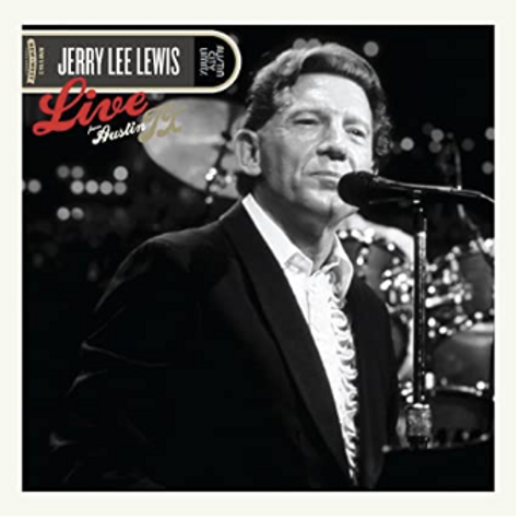 Jery Lee Lewis / Live from Austin (ACL)