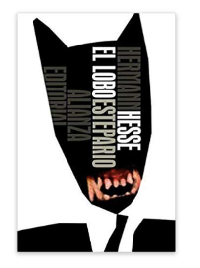 El lobo estepario (Biblioteca De Autor / Author's Library) (Spanish Edition) by