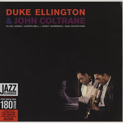 Duke Ellington & John Coltrane / Elvis Jones, Aaron Bell, Jimmy Garrison, Sam...
