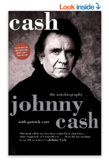 Cash: The Autobiography Paperback