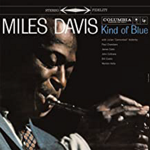 MilesDavis / Kind of Blue 180 gram High quality