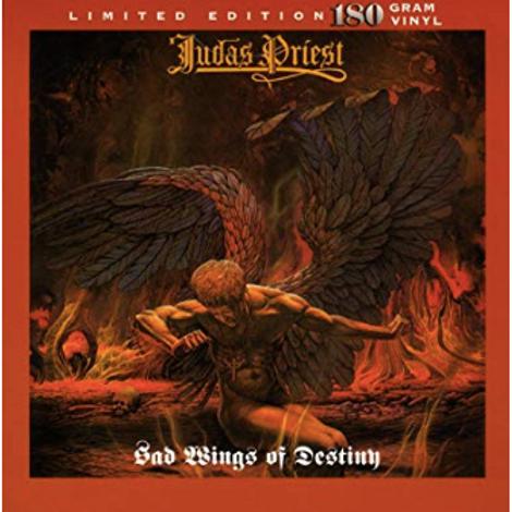 Judas Priest / Sad Wings of Destiny (Vinyl) [Importado]