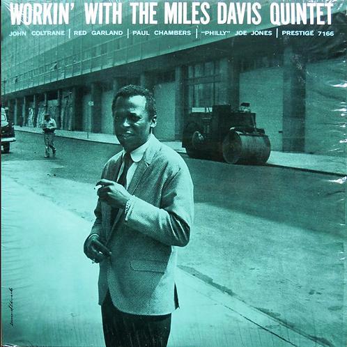 Workin´ with The Miles Davis Quintet
