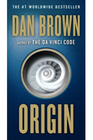 Origin: A Novel (Robert Langdon Series)