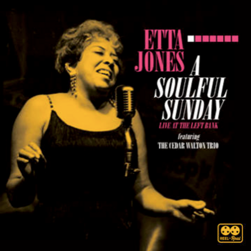 Etta Jones / A soulful Sunday