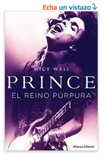 Prince : el reino púrpura (Español) Pasta dura