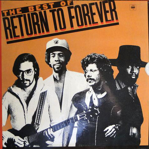 Return to Forever / The best of...