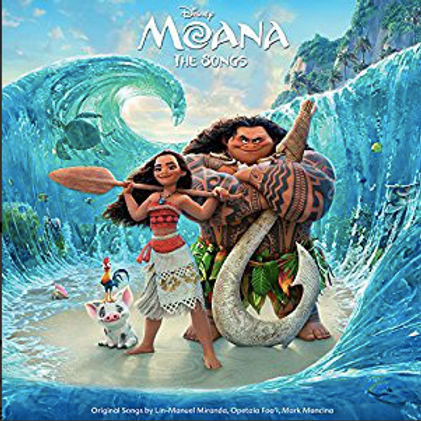 Moana / Original Soundtrack