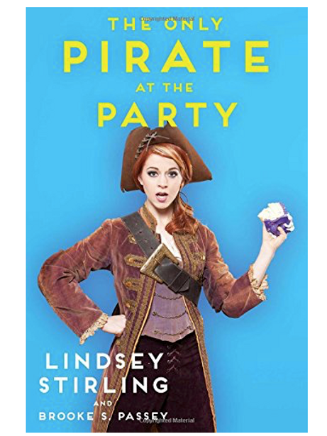 The Only Pirate at the Party Hardcover