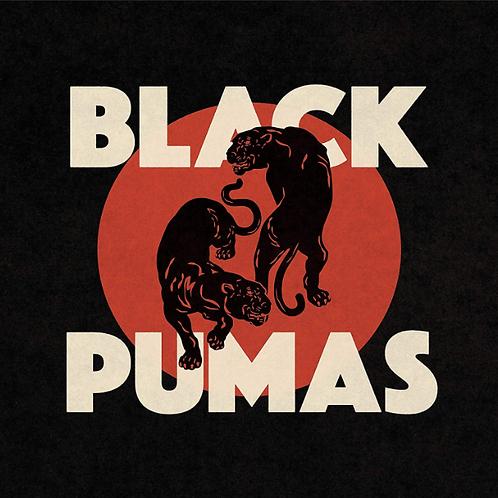 Black Pumas (Vinyl)