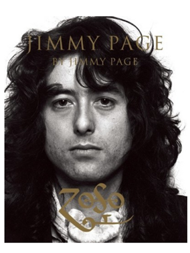 Jimmy Page by Jimmy Page (Hardcover)