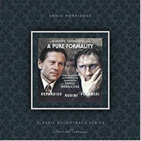 Ennio Morricone / A pure Formality