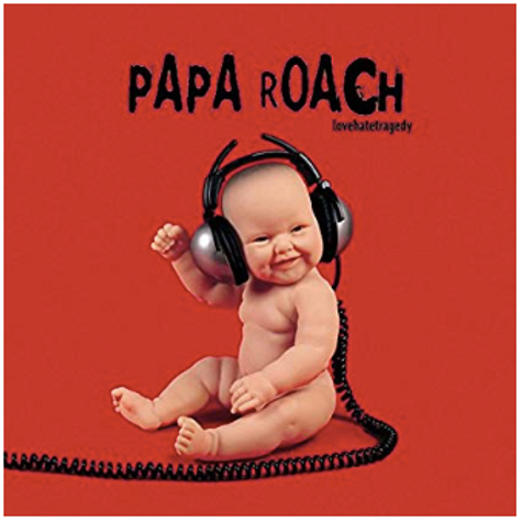 Papa Roach / LoveHateTragedy