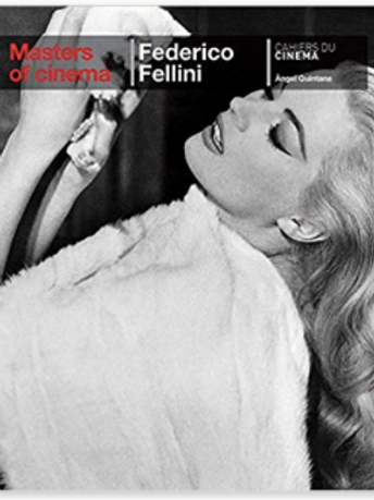 Masters of Cinema: Federico Fellini Paperback