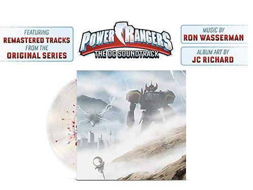 Power Rangers / The OG Soundtrack