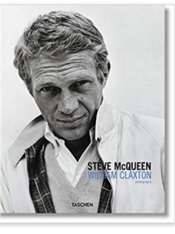 William Claxton: Steve McQueen 1st Edition
