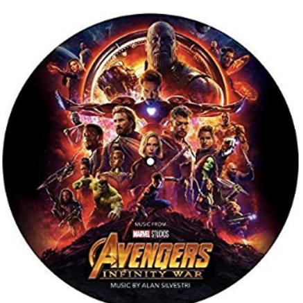 Avengers InfinityWar / Picture disc
