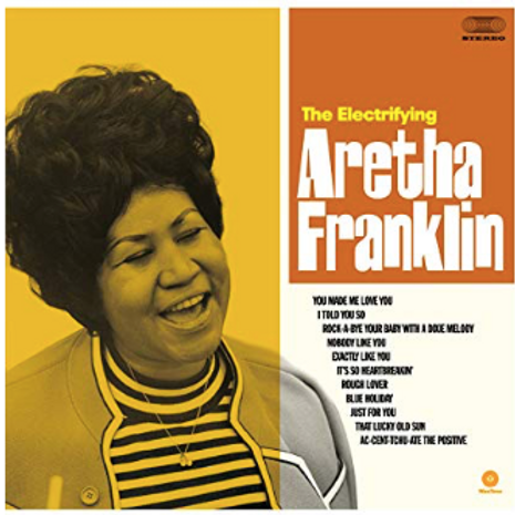 Aretha Franklin / The Electrifying Aretha Franklin (Vinyl) [Importado]