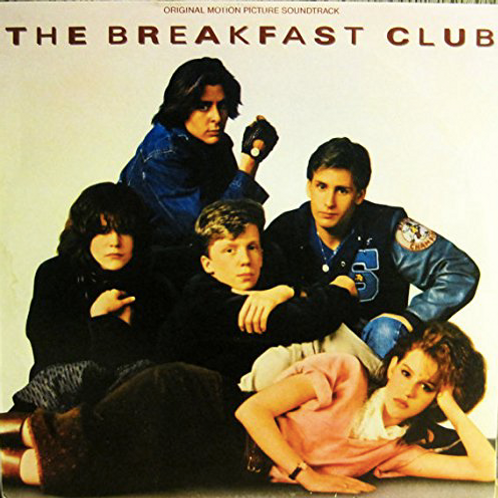 The breakfast Club / Original Motion Picture Soundtrack