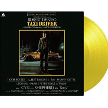 Taxi Driver/ Original Soundtrack Recording