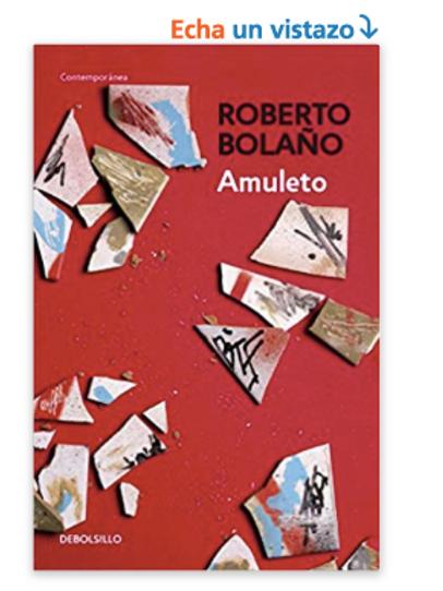 Amuleto (Español) Pasta blanda