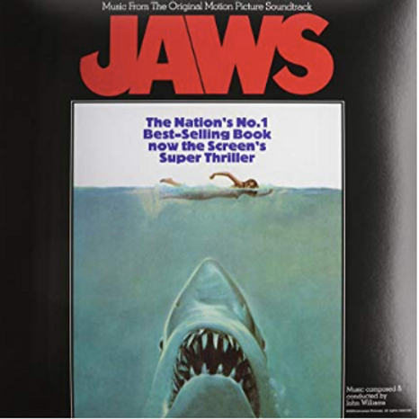 JAWS / Music from the original motion Picture Soundtrack