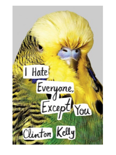 I Hate Everyone, Except You (Hardcover)