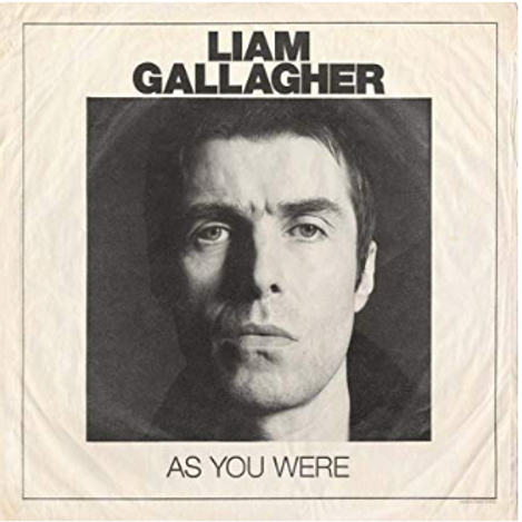 Liam Gallagher / As you Were