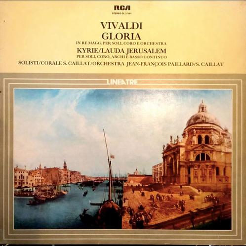 Antonio Vivaldi, Stephane Caillat*, Corale Stephane Caillat*, Orchestra Jean-Fra