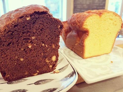 Cake sucré 10 parts