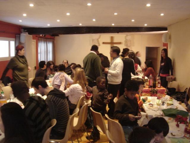 Repas communautaire
