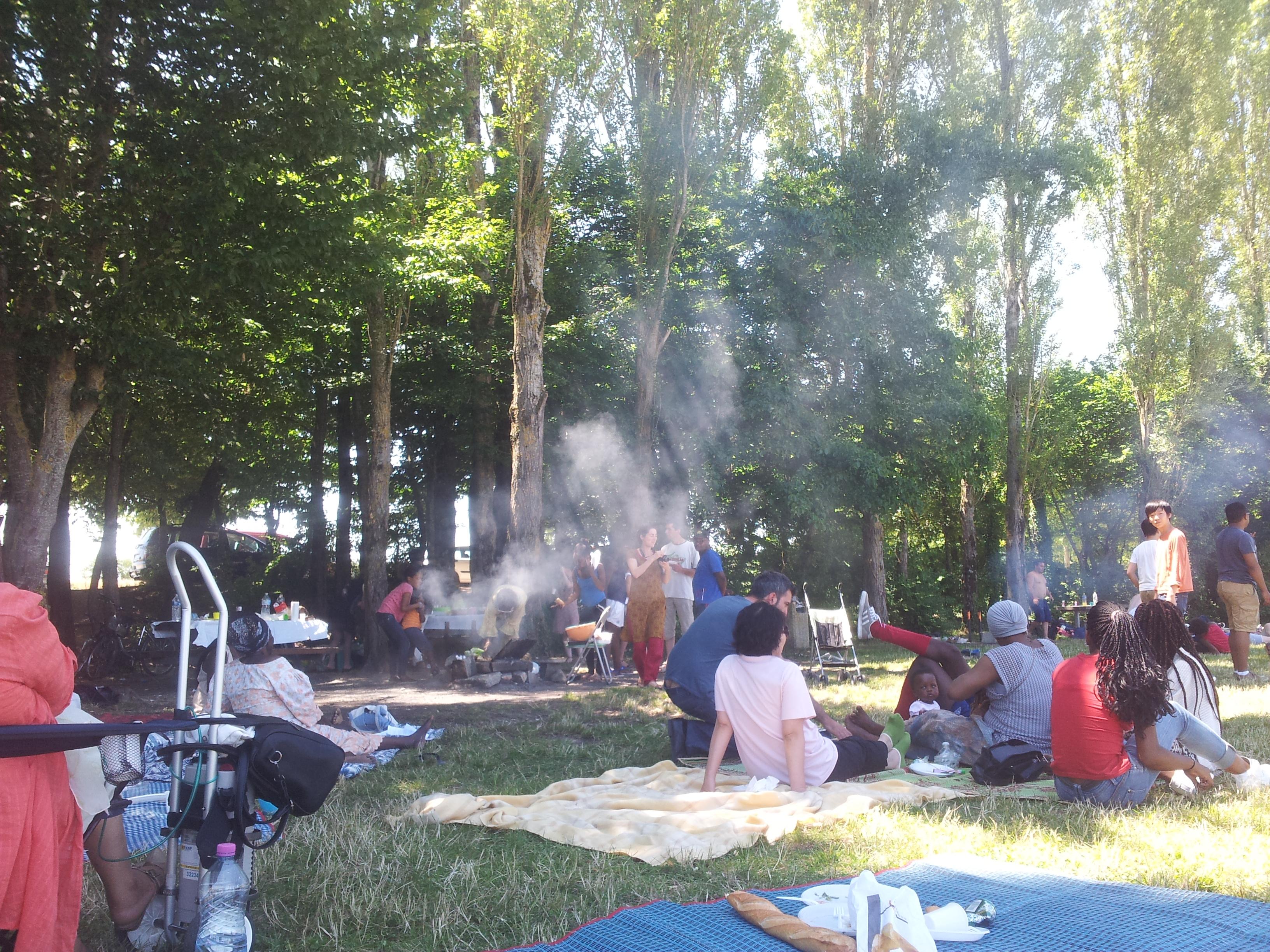 Sortie au Val d'Auron 2015