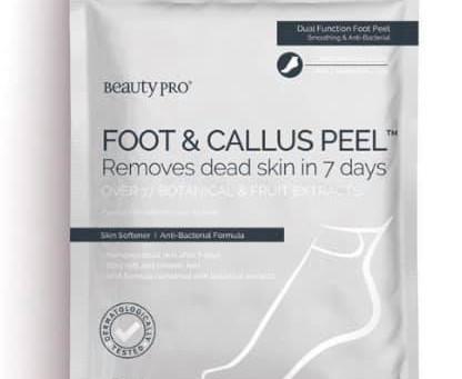 Foot And Callus Peel