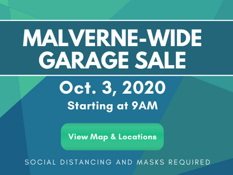 Malverne-Wide Garage Sale