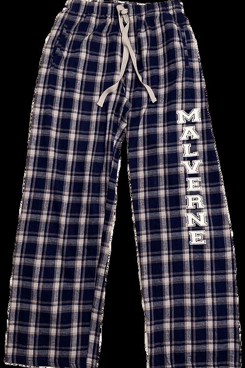 Malverne Printed Flannel Pajamas