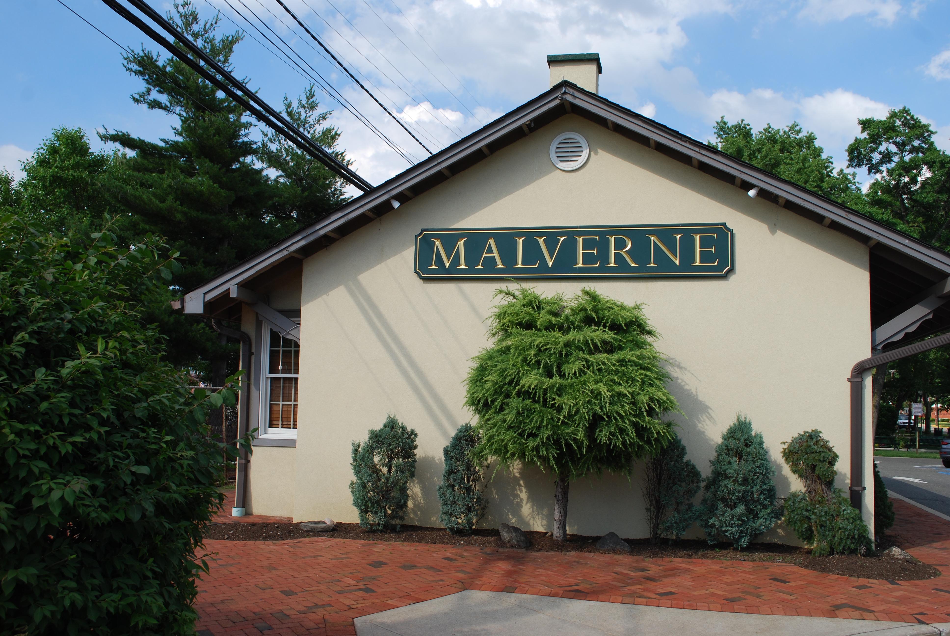 Malverne Train Station