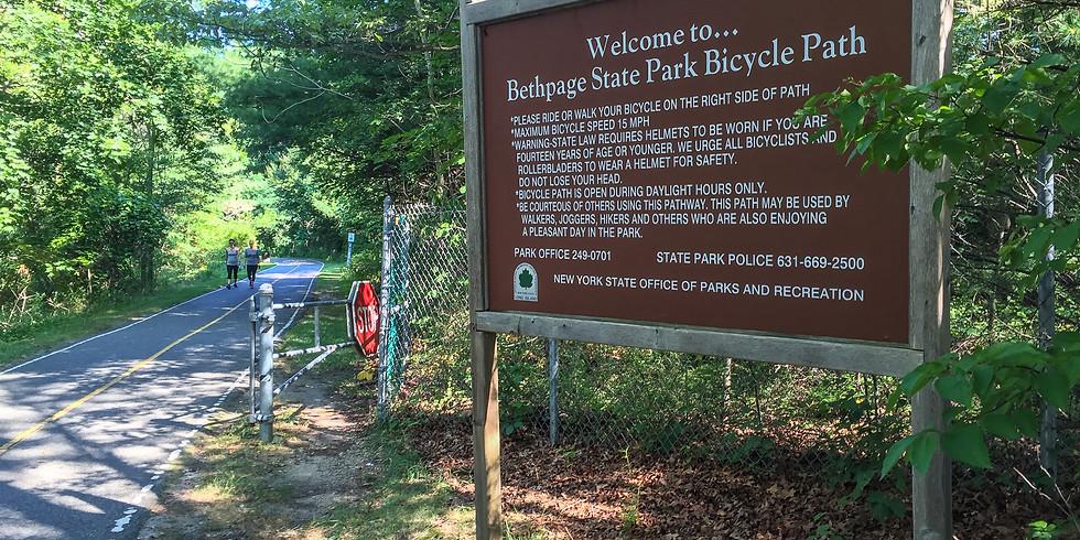 Scout & Family Bike Ride