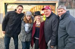 Keith, Lauren & Friends @ Groundhog Day!