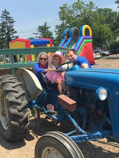 Trustee Touchard & Family @ Crossroads Farm