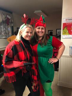 Holiday Fun w/ Trustee Touchard!