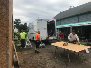 Building @ Crossroads Farm
