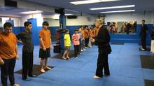 Karate Night!